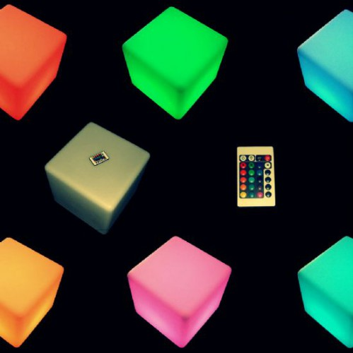 Cube - LED verlichting